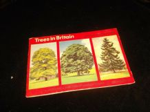 VINTAGE SET BROOKE BOND PICTURE CARD ALBUM TREES IN BRITAIN